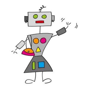 robot_kobieta