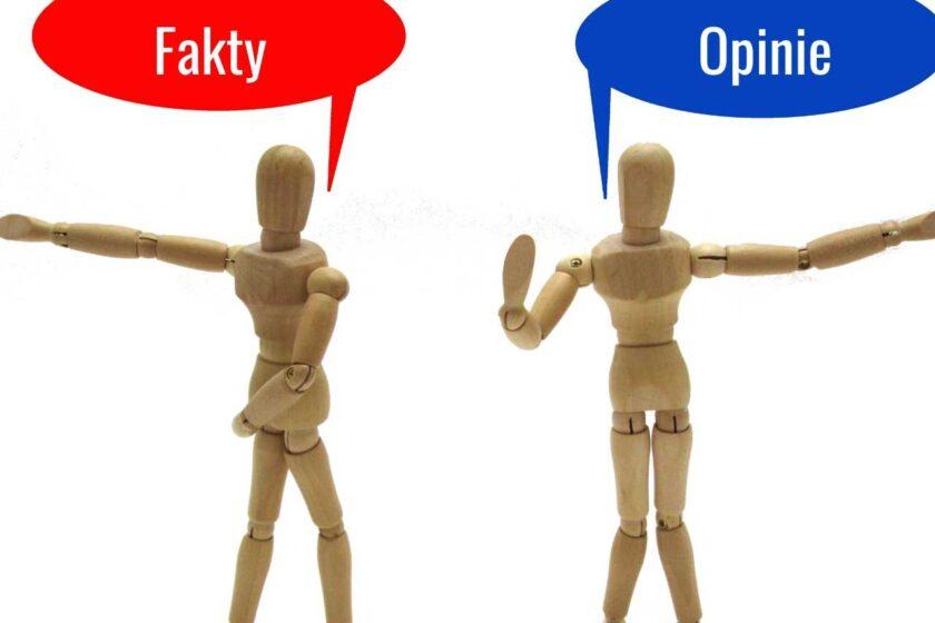 dwa drewnianie ludziki z dymkami opinie i faky